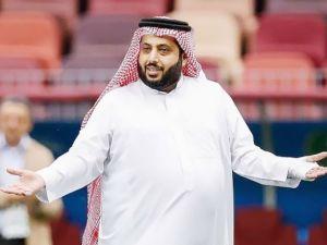 حقيقة اعفاء تركي ال الشيخ من منصبه