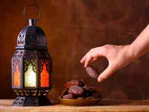 كيف افطر في رمضان بدون مادري