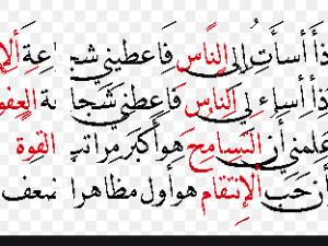 من المعاصي التي ذمها الاسلام سوء الخلق. صواب خطأ