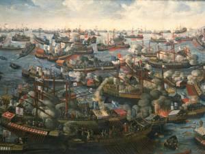 من بين أهم المعارك التي كان لها الأثر السلبي على القوة العثمانية خلال القرن السادس عشر معركة ليبانت