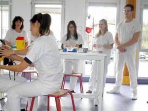 موقع التسجيل في مسابقة الشبه طبي 2021
