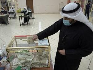 كم عدد الناخبين في الكويت