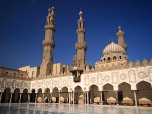 متى بني الجامع الازهر في مصر