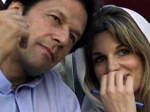 من هي زوجة عمران خان البريطانية