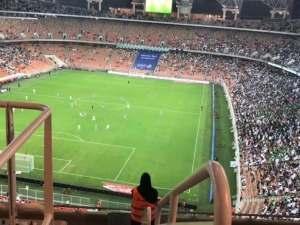 شروط حضور المباريات في السعودية