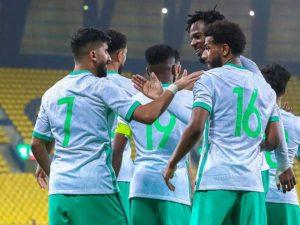 مباراة السعودية ضد أوزبكستان متى