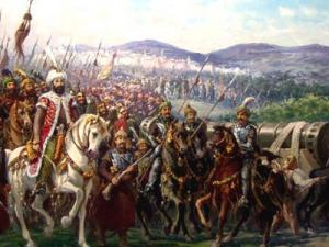من المعارك التي حدثت على أرض الأردن بين المسلمين والروم