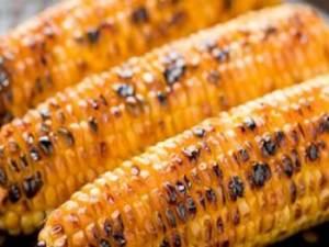 هل الذرة المشوى يزيد الوزن