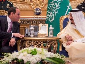 قمة سعودية مصرية لتعزيز العلاقات الاستراتيجية بين البلدين