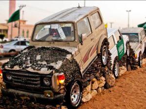 تحجير السيارات في السعودية
