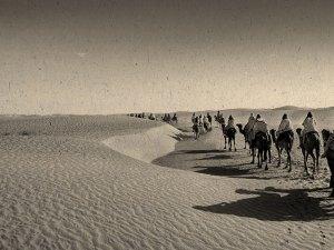 قصة هجرة الرسول للأطفال مكتوبة إلي المدينة المنورة كاملة