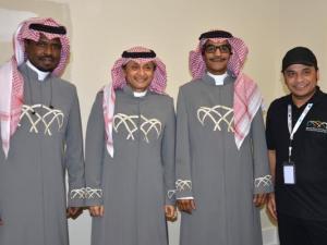 المصمم السعودي سراج سند عن قرب