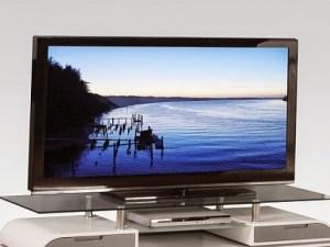 طريقة تصميم وتشغيل التلفاز
