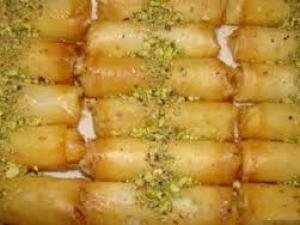 اشهى الحلويات العراقية بالصور