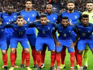اسماء اللاعبين المسلمين في منتخب فرنسا