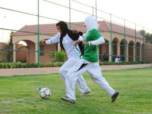 أهمية رياضة البنات في المدارس السعودية