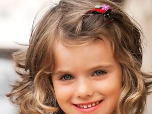 تسريحات اطفال بنات