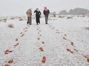 متى يبدا الشتاء في السعوديه 1439