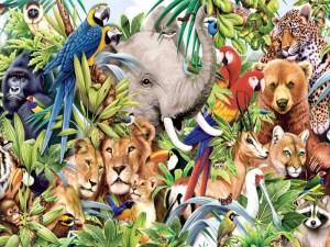 كتابة بحث حول جهود العلماء في تصنيف الحيوانات
