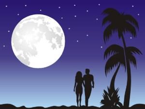 كلام عن القمر