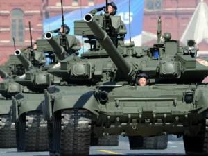 عدد الجيش الروسي 2018
