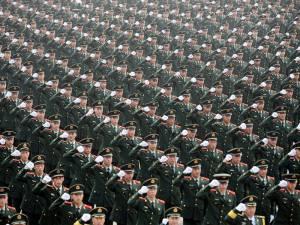 عدد جنود الجيش الصيني 2018