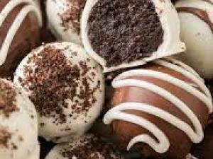 طريقة صنع ترافل الشوكولا