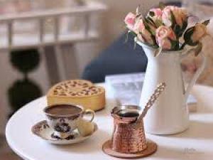 طريقة عمل قهوة تركية بالهيل
