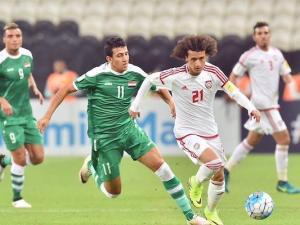 موعد مباراة العراق والامارات بنصف نهائي خليجي 23