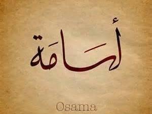 معني اسم أسامه