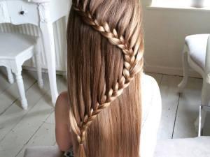 قصات الشعر الطويل 2018 احدث تسريحات للشعر الطويل