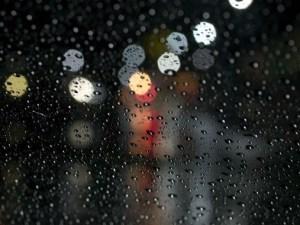 خلفيات عن المطر مكتوب عليها