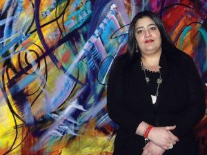 صور شاليمار شربتلي زوجة خالد يوسف 2018