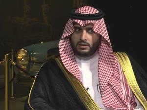 الامير تركي بن محمد بن فهد