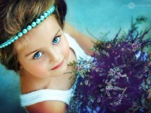 صورة اجمل طفلة في العالم