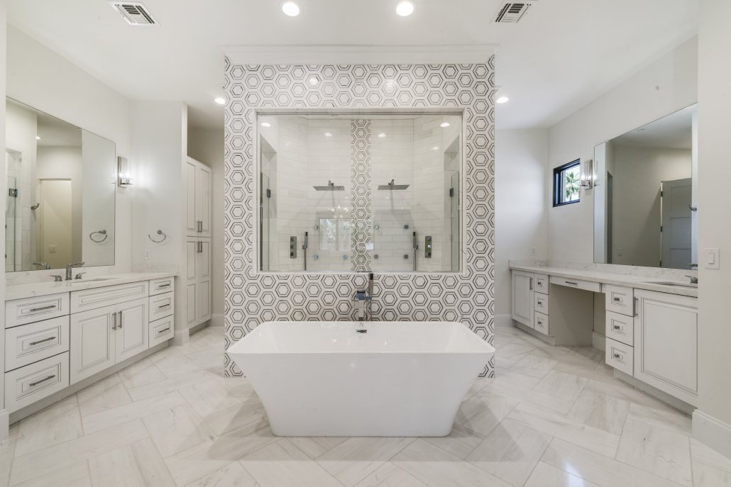 Bathroom Remodel Contractors North Scottsdale