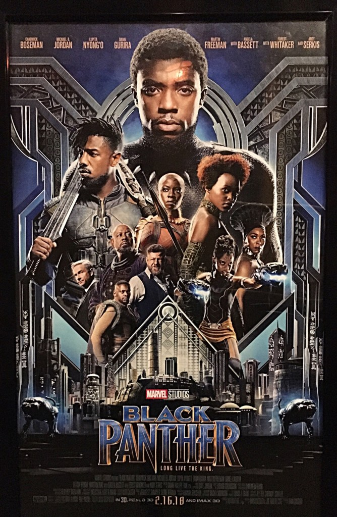 Black Panther The Franklin Post