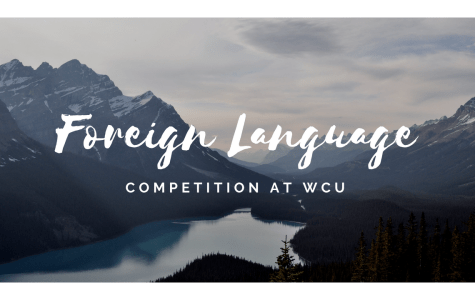 Video: Foreign Language Competition at WCU