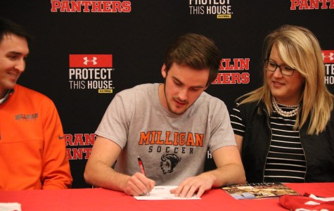 Kyle Knop: Signs at Milligan College