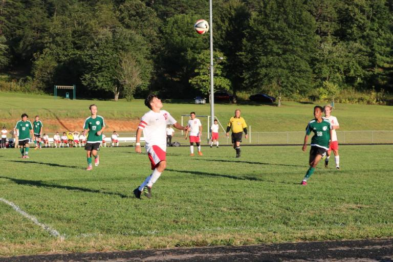 Men's Soccer vs Tallulah Falls