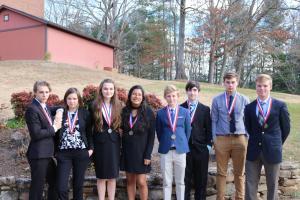 FBLA Regional Winners
