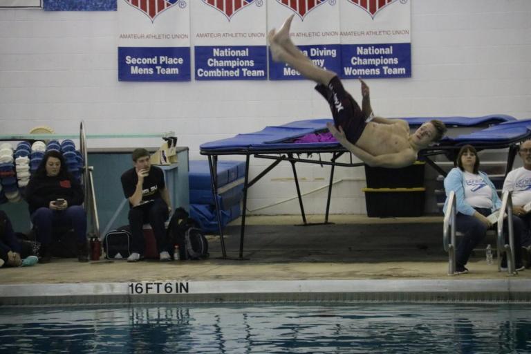 diving 18