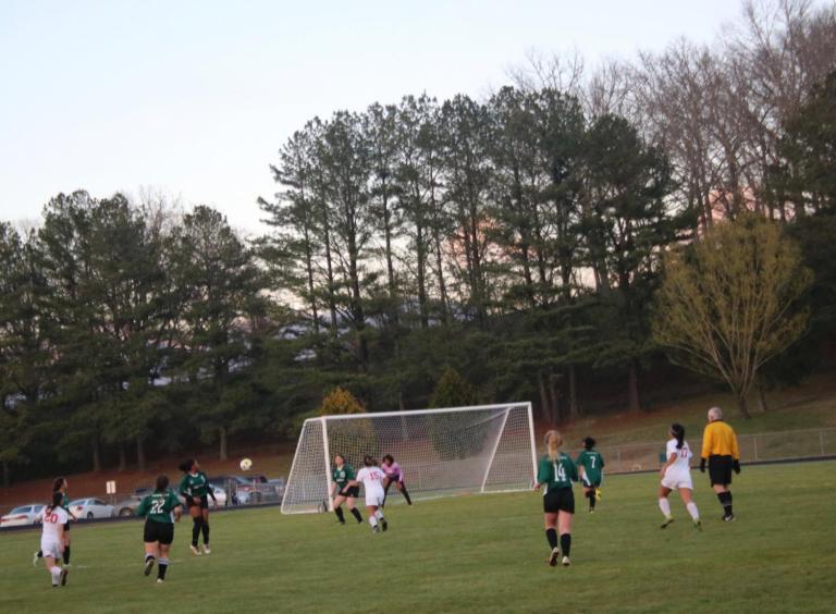 Women's Soccer 18