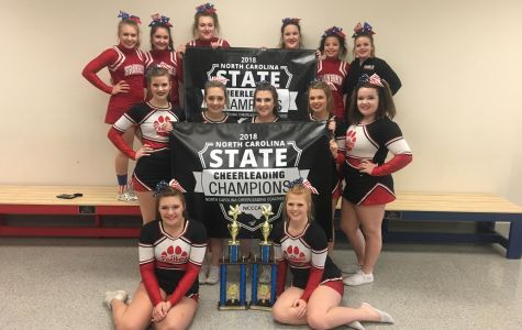 Cheer Wins State