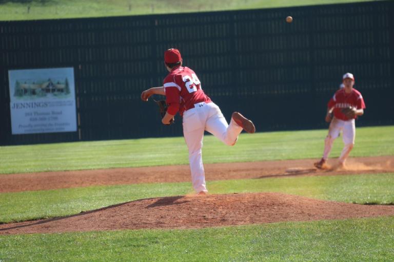 Baseball Vs Pisgah v