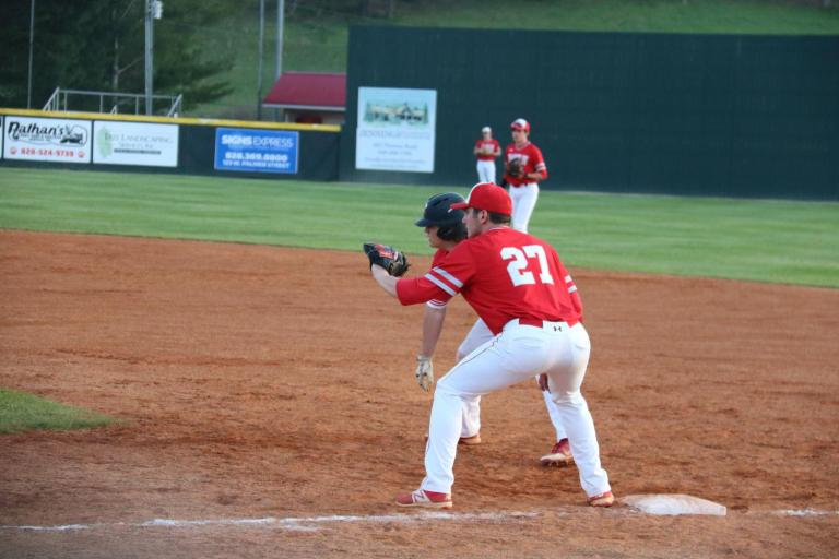 Baseball Vs Pisgah