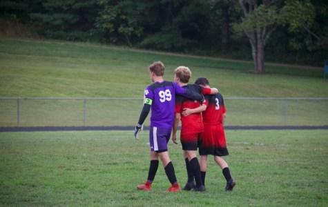 Varsity Mens Soccer vs. Tullulah Falls