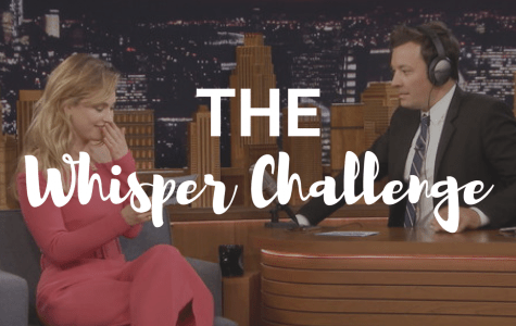 Video: The Whisper Challenge