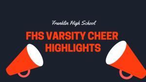 Video: FHS Varsity Cheer Highlights