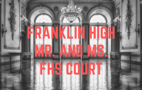 Mr. and Mrs. FHS Court